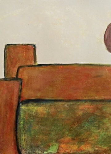 Reclining Figure on a Couch