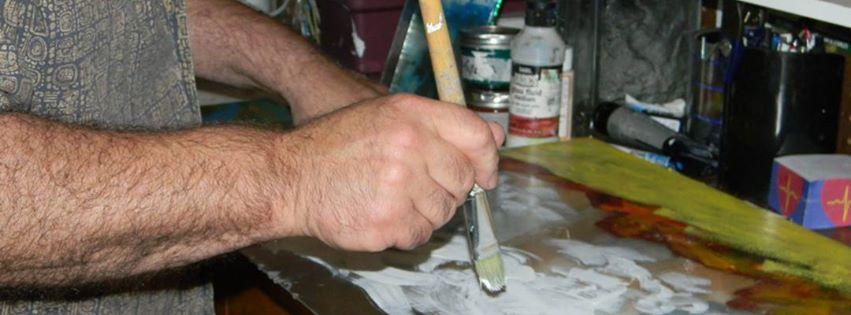 artist-working